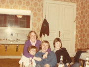 Scan10287 21-02-1980 MARIANNE - PIA - ÅETER -ERIK
