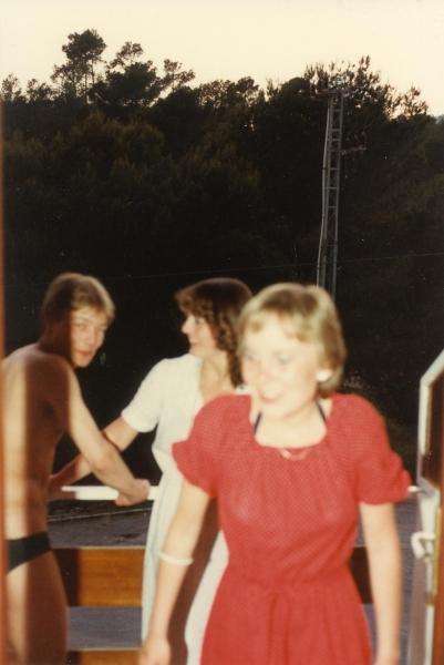Scan10772 OLE DORTE OG BIRGITTE 30-05-1982