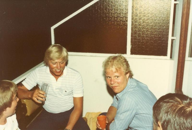 Scan10851 JOHNNY OG SØREN 1982