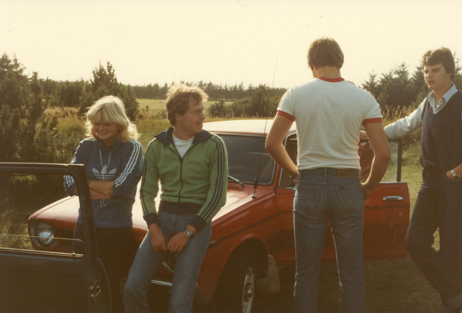 Scan10982 LOTTE MICHAEL JAN OG PREBEN 12-09-1982