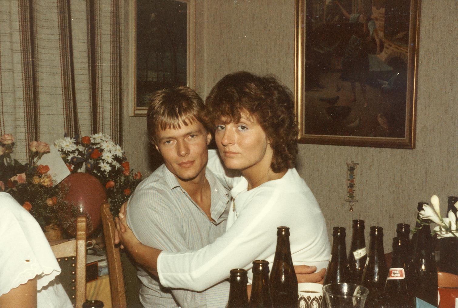 Scan11310 OLE OG DORTE 30-07-1983