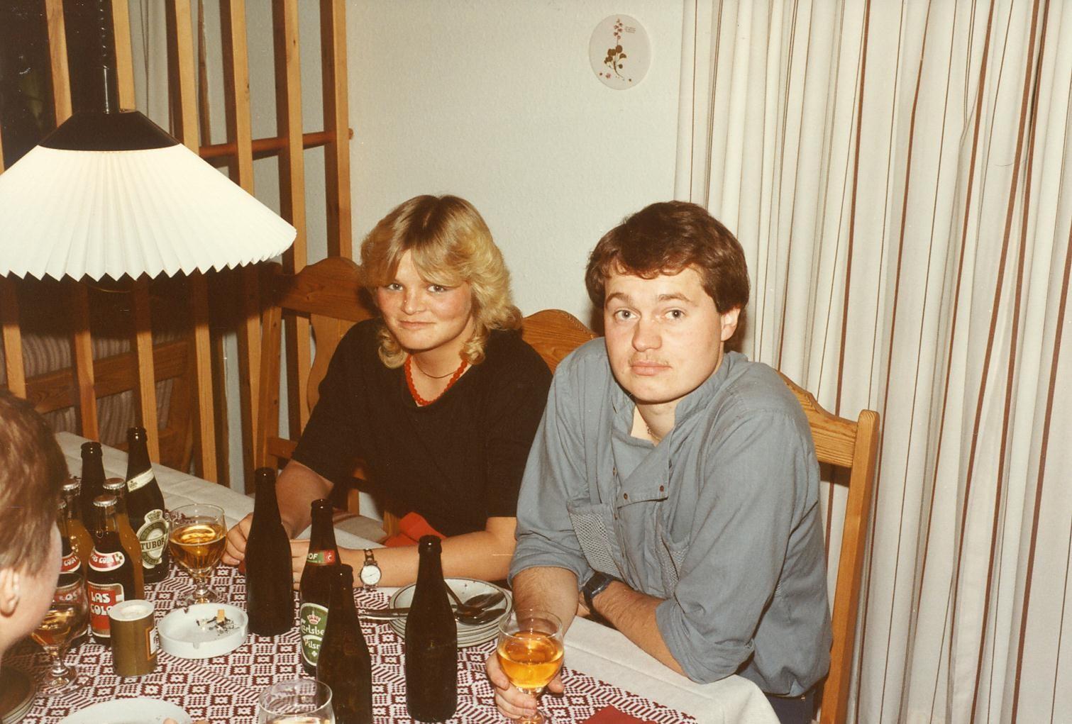 Scan11323 LOTTE OG MICHAEL 26-11-1983