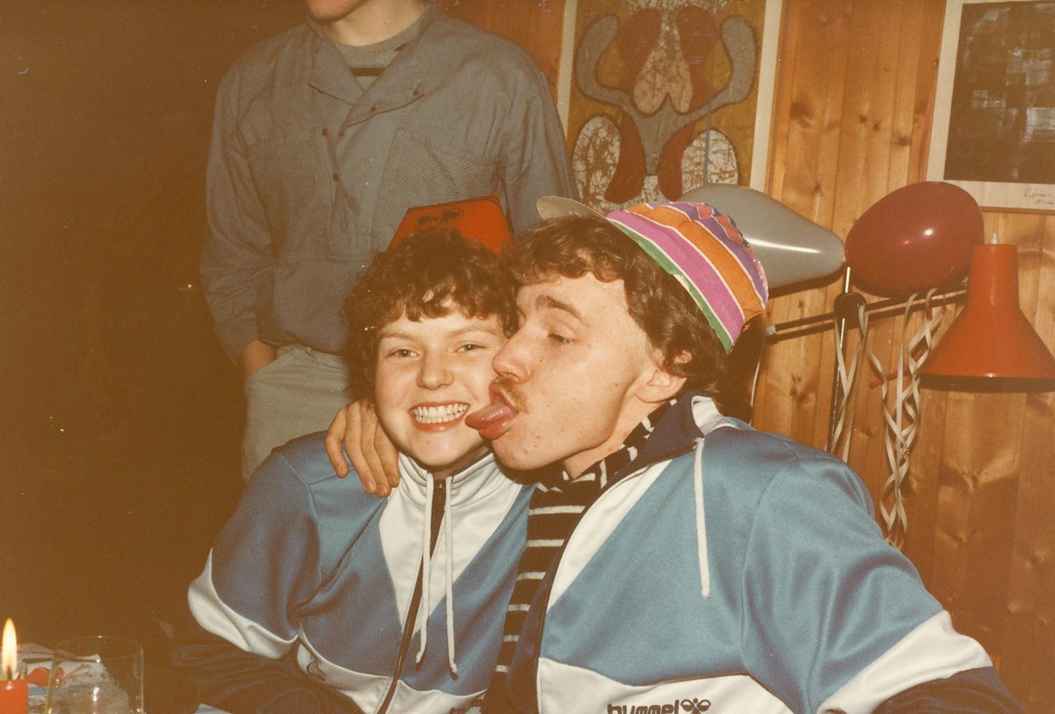 Scan11368 HELLE OG BRIAN 31-12-1983