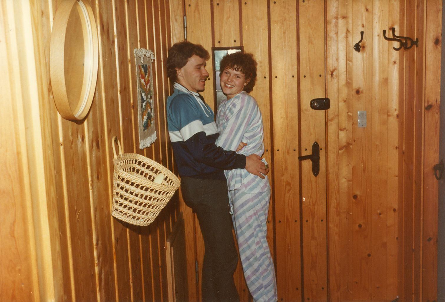 Scan11386 BRIAN OG HELLE 31-12-1983