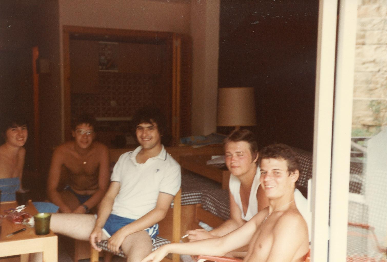 Scan11434 DE ER FRA IRLAND 1983