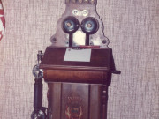 Scan11893 CHR OLSENS GAMLE TELEFON 1985