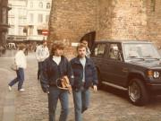 Scan12225 INDE VED STRØGET 26-04-1986
