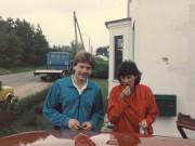 Scan12286 JENS OLE OG JETTE 24-05-1986