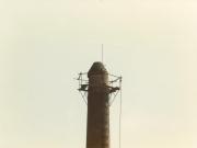 Scan12283 SKORSTENEN VED AT FALDE NED 22-05-1986