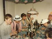 Scan12591 NYTÅRSAFTEN 1986 VED HANNE OG JAN