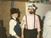 Scan12595 LOTTE OG MICHAEL 31-12-1986
