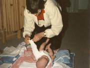 Scan12653 MOR HELLE OG RASMUS MAJ 1987