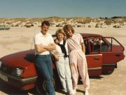 Scan12657 PREBEN, PERNILLE OG HELL 24-5-1987