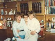 Scan12693 LONE, PREBEN OG METTE 30-05-1987