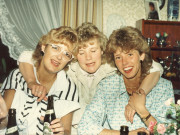 Scan12706 HELLE, METTE OG LONE 30-05-1987