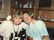 Scan12707 LOTTE OG MICHAEL 30-05-1987