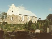 Scan12806 MOSBJERG KIRKE 09-09-1987