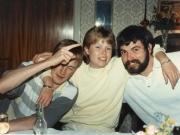 Scan12708 OLE, LISBETH OG MUSBENT 30-05-1987
