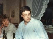 Scan12709 METTE OG PREBEN 30-05-1987