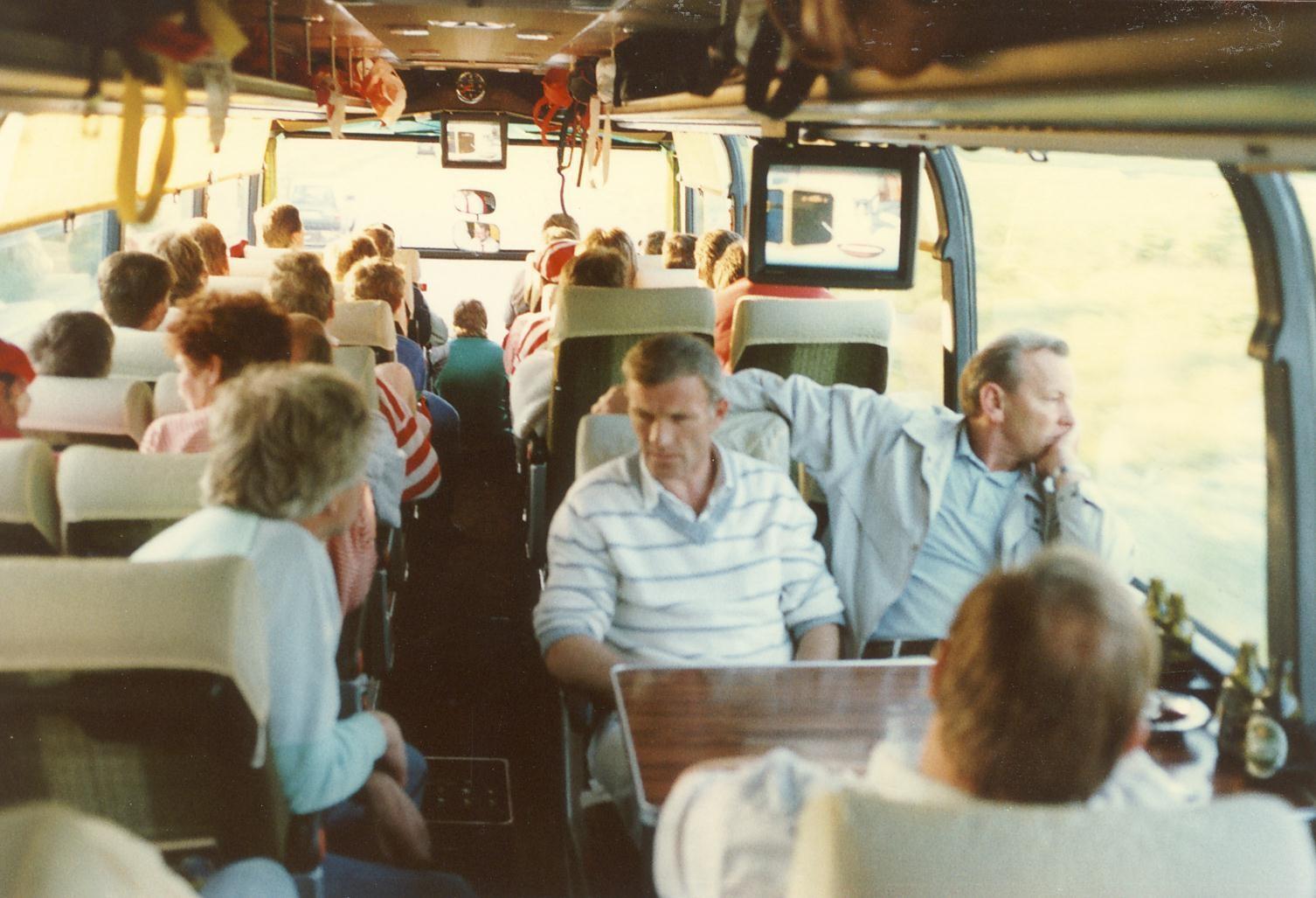 Scan13003 HJEMTUR EFTER FODBOLD I HANNOVER 11-06-88