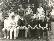 Scan13819 TOFTEGÅRDSSKOLEN 9A 1984
