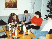 Scan14957 CHARLOTTE, KARSTEN, LISBETH OG TRINE 16-02-92