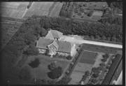 GAMLE BILLEDER L01178_035 ÅR 1950 PRÆSTEGÅRDEN