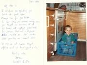 Scan15422 JULEKORT 1993 SØREN