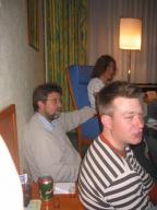 IMG_5058 BADMINTON TYSKLANDSTUR 15-04-05 (14) JACOB OLE OG JOAN