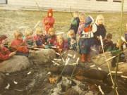 Scan16094 KRISTINE OG BØRNEHAVEN JUNI 96