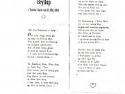 Scan15639 BRYLLUPSSANG ELLEN OG CHR 13-05-1930