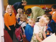 scan16109_0110 KRISTINE FØRSTE SKOLEDAG 05-08-98